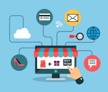 Creazione siti internet ecommerce